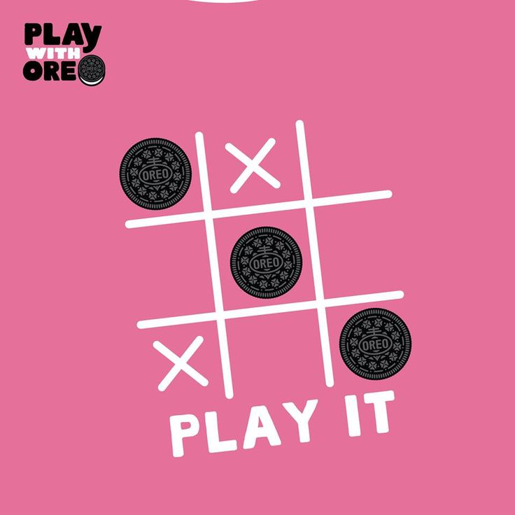 Make zeroes count. #PlayIt #PlaywithOreo