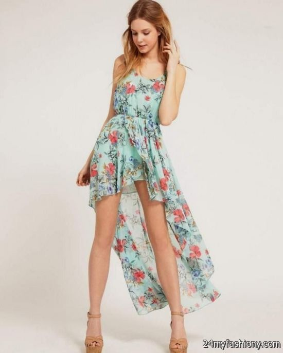 Casual Dresses for Teens 2016