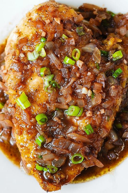 Pan Seared Chicken Breast With Shallots Recipe In 2018 Pinterest