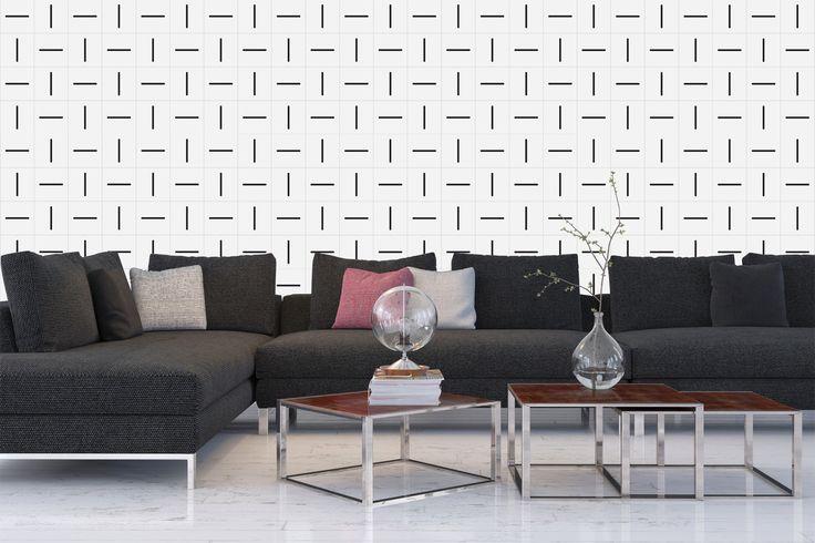 Lurca Azulejos - Coleção Modelo Traço // Collection Traço Ceramic Tiles // Shop Online www.lurca.com.br/ #azulejos #azulejosdecorados #revestimentos #arquitetura #interiores #decor #design #sala #reforma #decoracao #geometria #casa #ceramica #architecture #decoration #decorate #style #home #homedecor #tiles #ceramictiles #homemade Feito no Brasil #saopaulo #sp #brasil #brazil #design #brasil #braziliandesign #designbrasileiro #sala #livingroom #diningroom