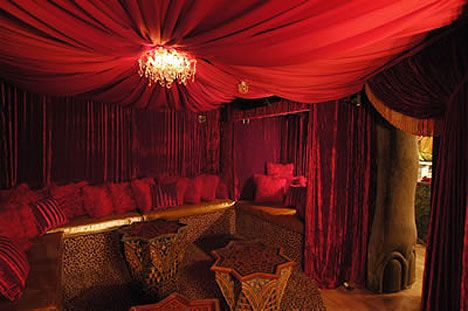 China White Nightclub  6 Air Street,, London, W1B 5AB  Nearest tube station: Piccadilly Circus  Wednesday - Saturday  10pm - 3am  Arguably the most famous club in London.  bed-like lounging areas where you lie more than sit. Cheesey dance and pop music.  Beautiful bar girls.  Book in advance.