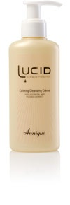 LUCID for Dry and Mature Skin:  Enriched, with AquaVital to regulate and retain your skin's moisture balance to prevent skin dehydration whilst cleansing. Ideal for dry, sensitive or mature skin types. Contains Annique's exclusive extract of Rooibos a potent natural antioxidant.