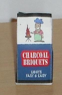 Charcoal briquettes   ELF Miniatures