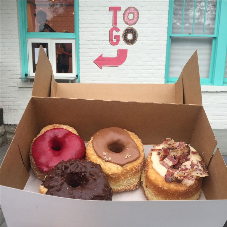 FIVE DAUGHTERS BAKERY | Nashville #donuts