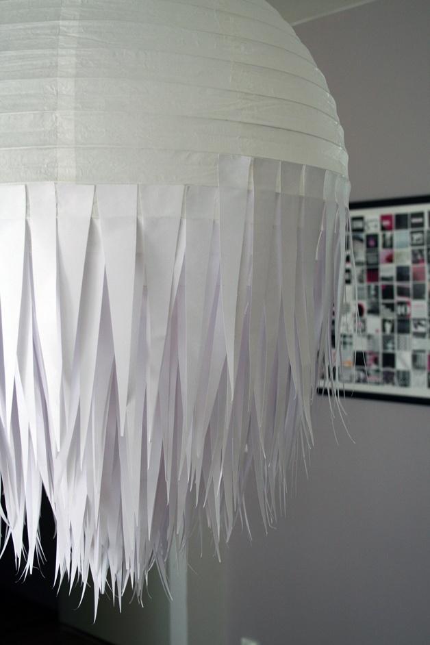 ikea paper lantern instructions