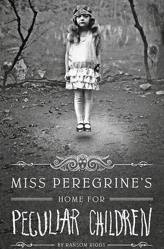 Miss Peregrine's Home for Peculiar Children, Ransom Riggs | 19 Books To Read Before They Hit Theaters This Year