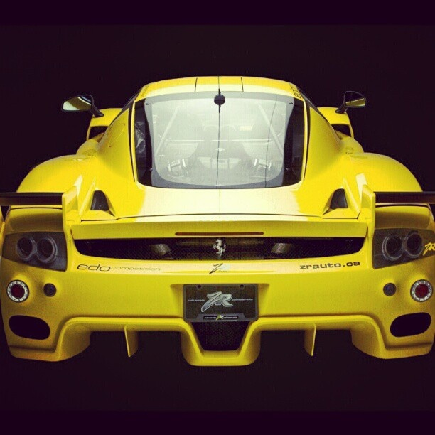 Ferrari FXX belleza