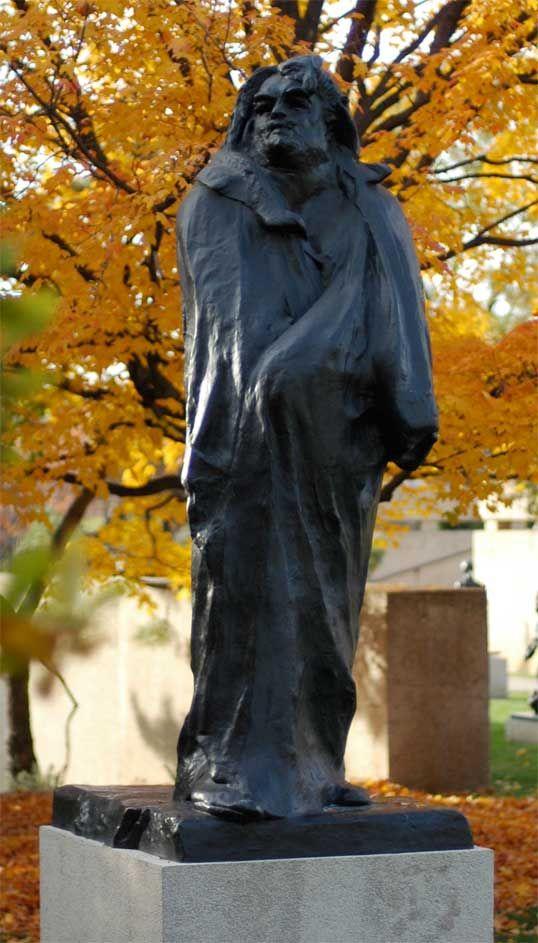 Огюст Роден - 1840-1917 Французский Скульптор - Daily Art Fixx