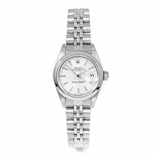 #rolexwatchesforwomen Rolex Date automatic-self-wind womens Watch 69160 (Certified Pre-owned) Check https://www.carrywatches.com