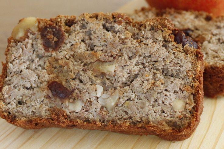 Appelpulp proteïne brood 2-001