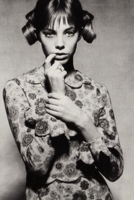 Jane Birkin in 1964