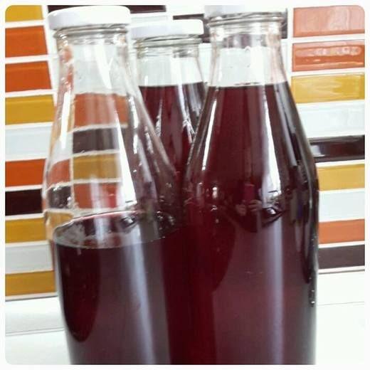 Sirup z červené řepy | Nikol Kukačková - domácí recepty
