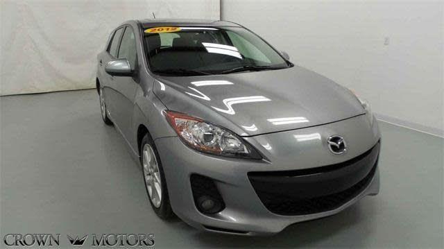 2012 Mazda Mazda3 s Touring For Sale In Holland | Cars.com