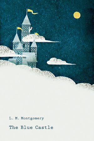 'The Blue Castle' cover, illustration by Masako Kubo.