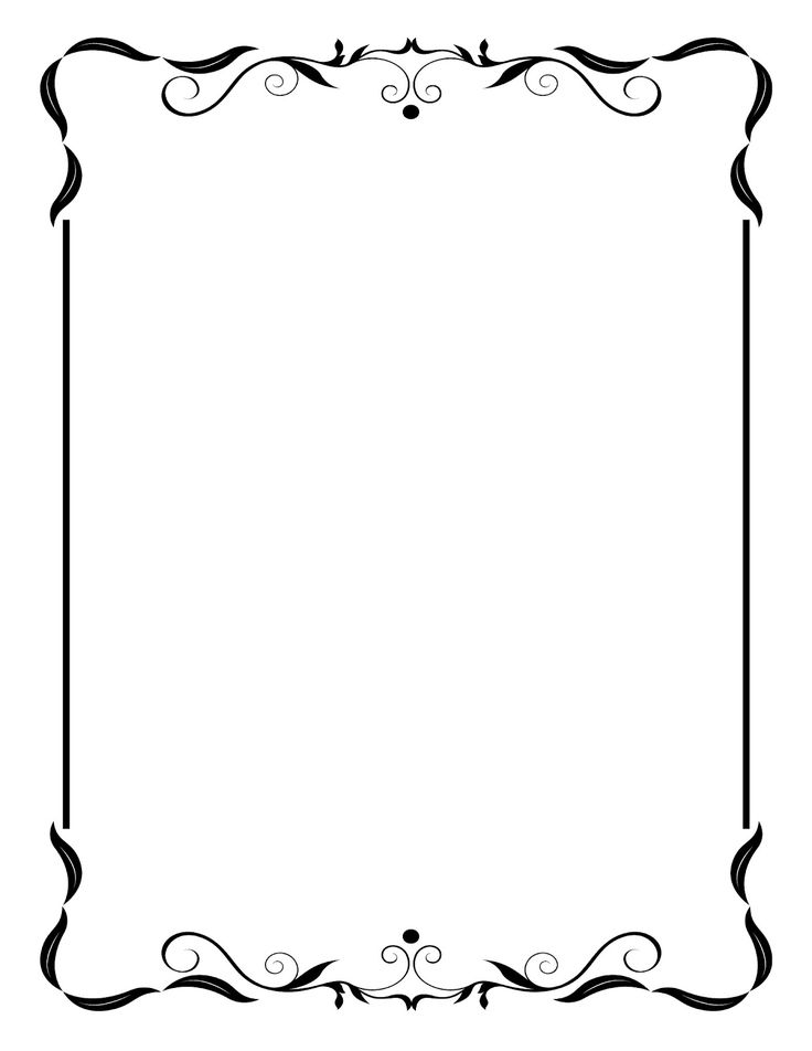 Picture frame clipart  25+ unique Free frames ideas on Pinterest | Frame download ...