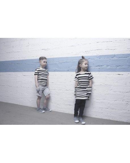 Stripe - T-Shirt - by AARREKID