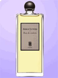 Bois de Violette - Serge Lutens (wood and violets, only available in Paris)