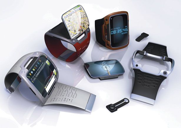 Mimos: Wrist PC With A Physical Keyboard That Rivals The Smartwatch