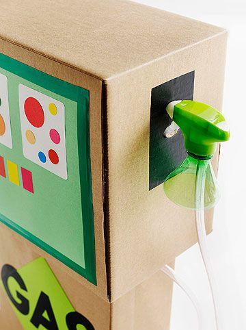 12 Cute And Easy Cardboard Box Crafts Family Fun Cardboard Toys