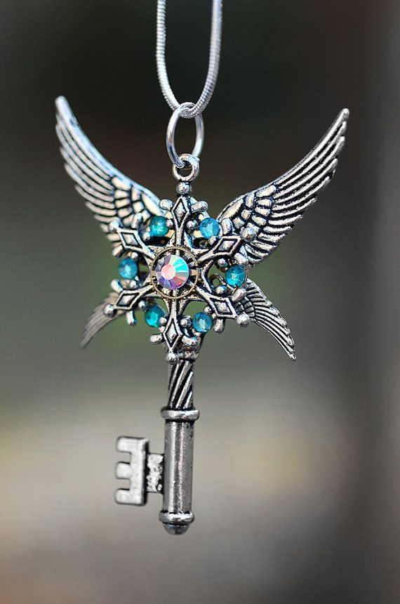 Snowflake Gem Key by *KeypersCove on deviantART