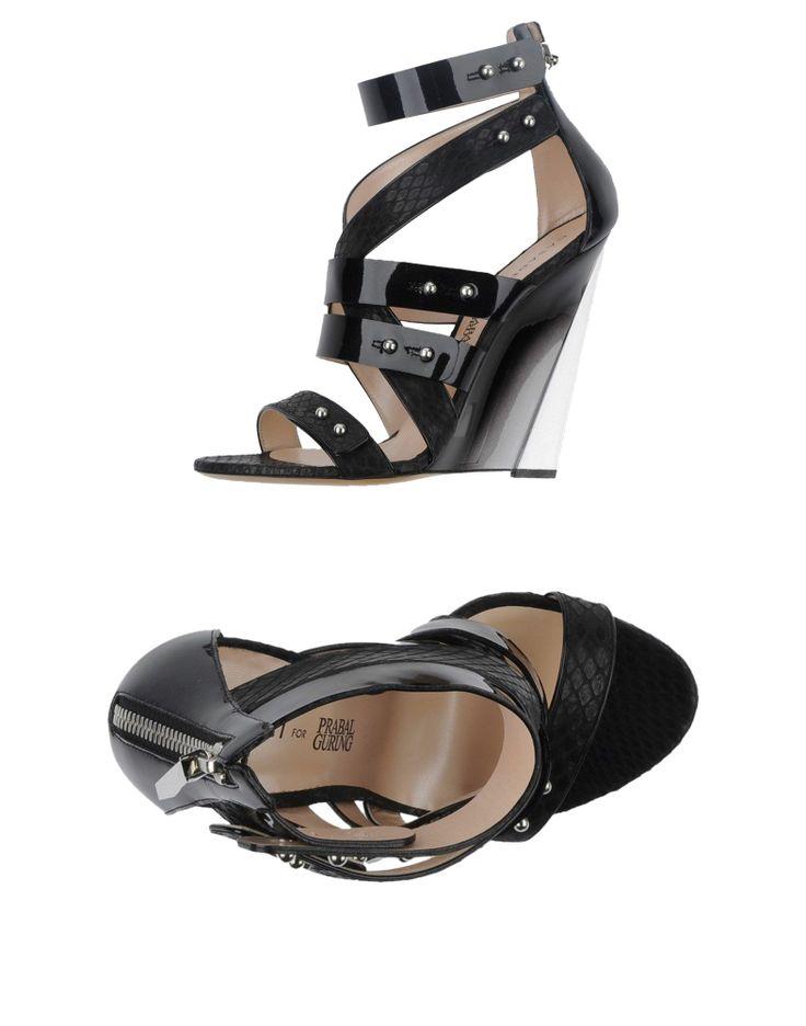 Casadei Women - Footwear - Wedge Casadei on YOOX