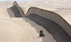 EPI espagnol/ anglais. Frontière Etats Unis / Mexique. ( Gracias Fred).
