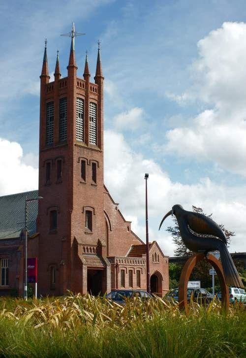 All Saints', Palmerston North, New Zealand (Wikipedia)
