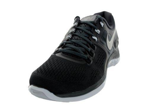 1f015d10b4cd2 ... Nike Men s Lunareclipse 4 Black Rflct Slvr Pr Pltnm Anthracite Running  Shoe 8.5 ...