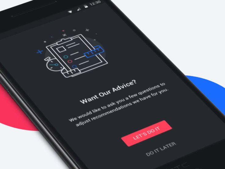 Another day, another shot. Onboarding flow for Talos, smart workout tracking app. Check out full case study at yalantis.com and be sure to show some love at Behance
