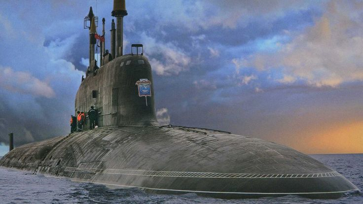 This is Russia's new nuclear attack submarine