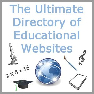 The Ultimate Directory of Educational Websites. Lists of websites that can help you teach your child.