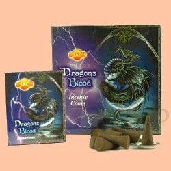 Sandesh Dragons Blood Incense Cones