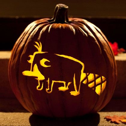 Perry the Platypus Pumpkin Carving Template - LOL - Hey there you are Perry!