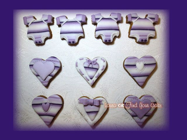 Fondant canes #3: Striped technique - by FindYourCake @ CakesDecor.com - cake decorating website