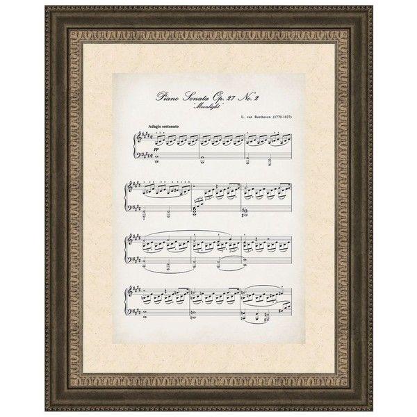 8 Best Moonlight Sonata Sheet Music Images On Pinterest