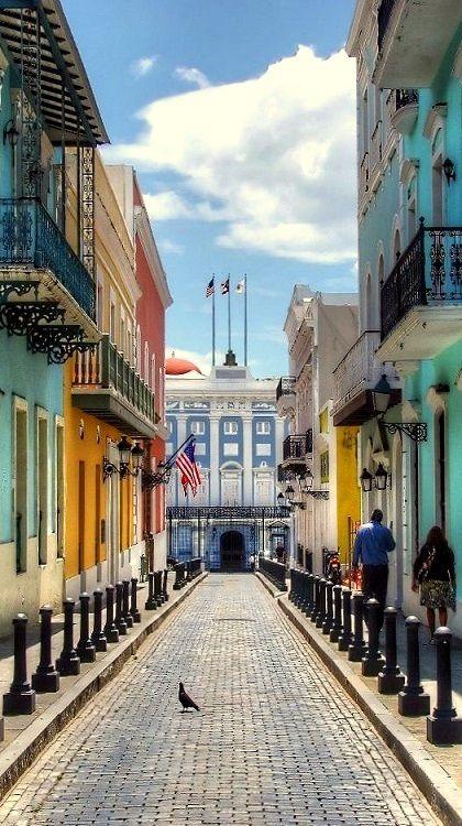 La Fortaleza San Juan, Puerto Rico. The Governor's Residence