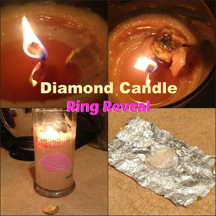 Diamond Candle Ring Reveal !! http://www.sparklemepink.com/2013/10/diamond-candle-ring-reveal.html