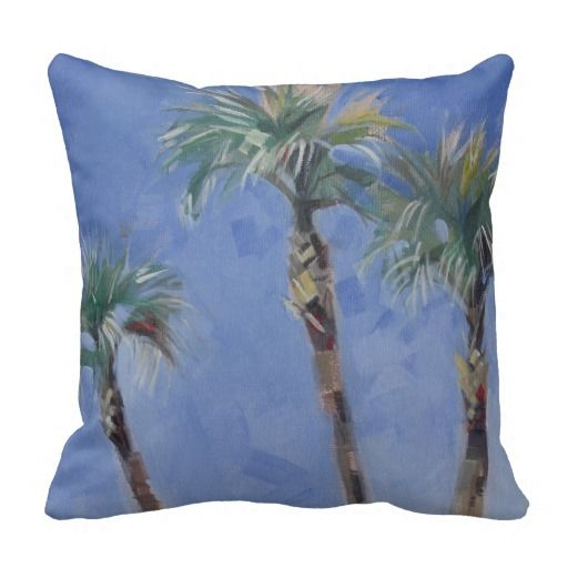Palm Beach Style Pillows : 31 best images about Tropical Pillow Covers And Beach Decor on Pinterest Starfish, Coral ...