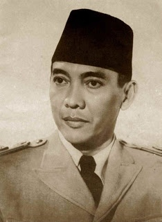 Ir soekarno first Presiden of Indonesia
