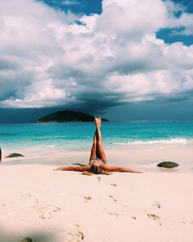 Cook Islands Beaches: The 25+ Best Beach Poses Ideas On Pinterest