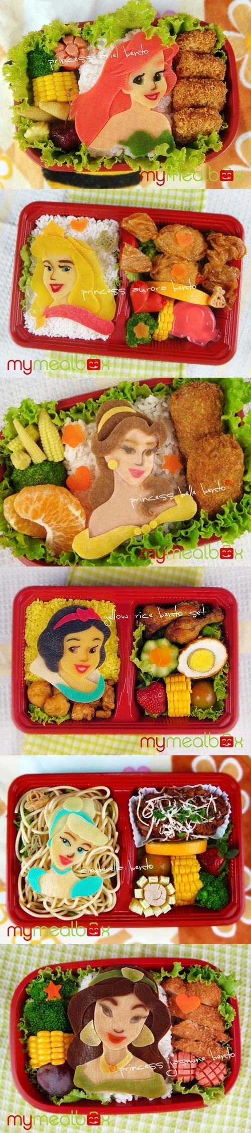 Princess Bonto Box