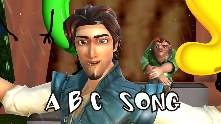 ABC Song | Frozen Songs | Kids Songs | Alphabets Song | Nursery Rhyme fo...