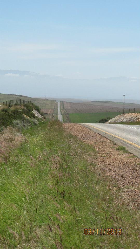 Cape Agalhus road trip