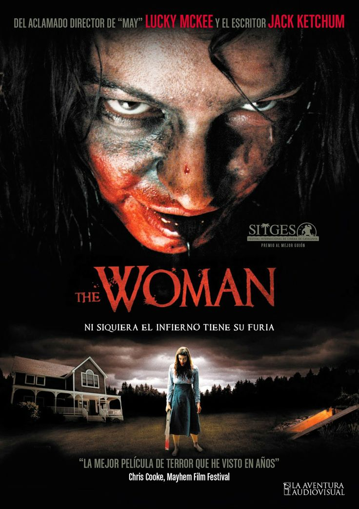 Cine Resumido: The Woman (2011)