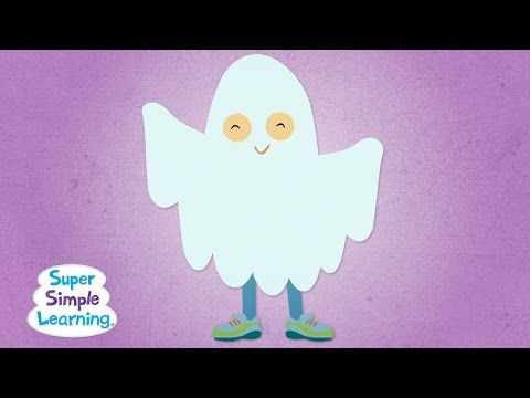 Body exploration creating movements. Knock Knock, Trick Or Treat? | Halloween Song | Super Simple Songs - YouTube