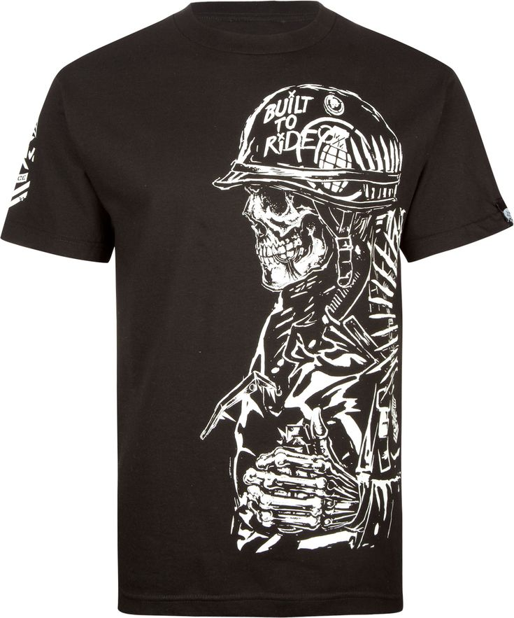 METAL MULISHA Metal Mulisha x Grenade Pull The Pin Mens T-Shirt 213745100 | Graphic Tees