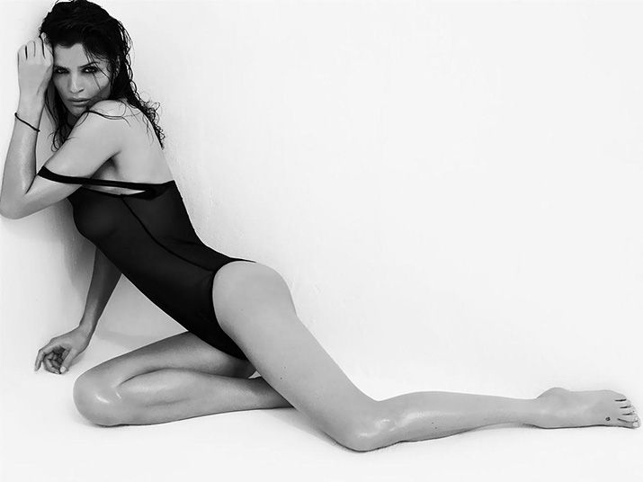 Хелена Кристенсен: неземная красота