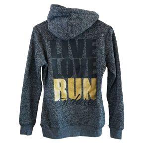 Live Love Run Endure Hoodie...to keep you cozy :) #Endure #Running #Gifts