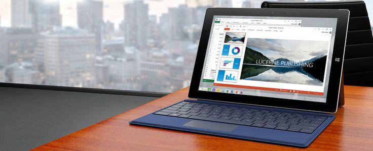 Surface 3-Tablet – die perfekte Balance zwischen Leistung und Nutzen