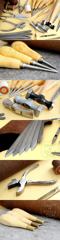 Leather craft tools Vergez Blanchard